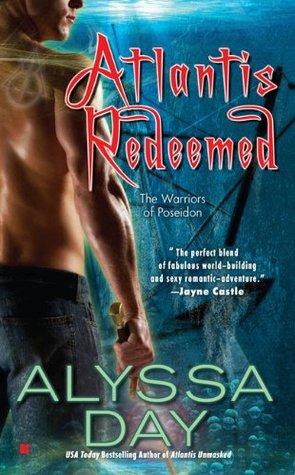 Ebook Atlantis Rising Warriors Of Poseidon 1 By Alyssa Day
