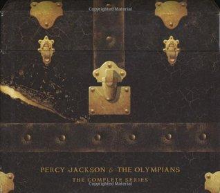 Riordan Rick Percy Jackson 1-5