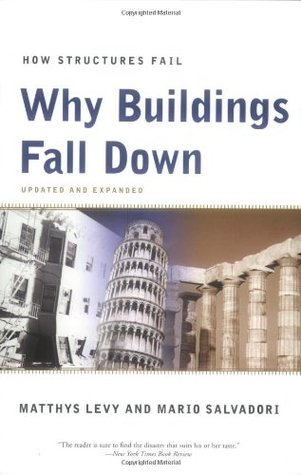 Why Buildings Fall Down: Why Structures Fail by Matthys Levy