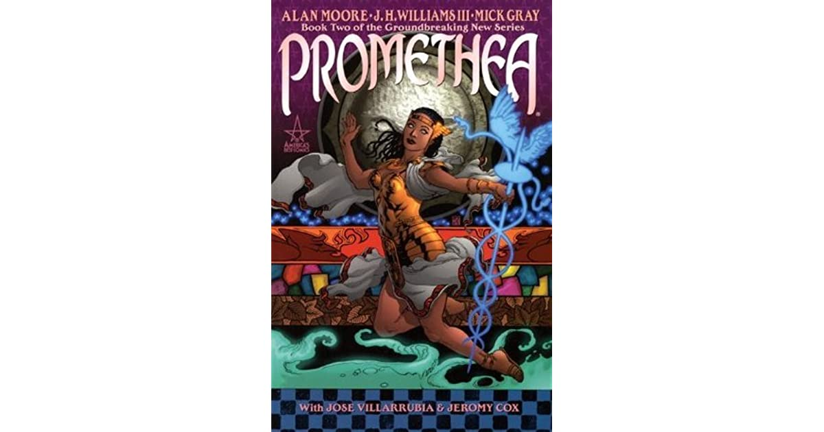 Download Promethea Book Two Of The Groundbreaking New Series Promethea 2 By Alan Moore