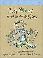Judy Moody: Around the World in 8 1/2 Days (Judy Moody #7)