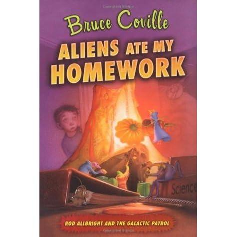 An alien ate my homework