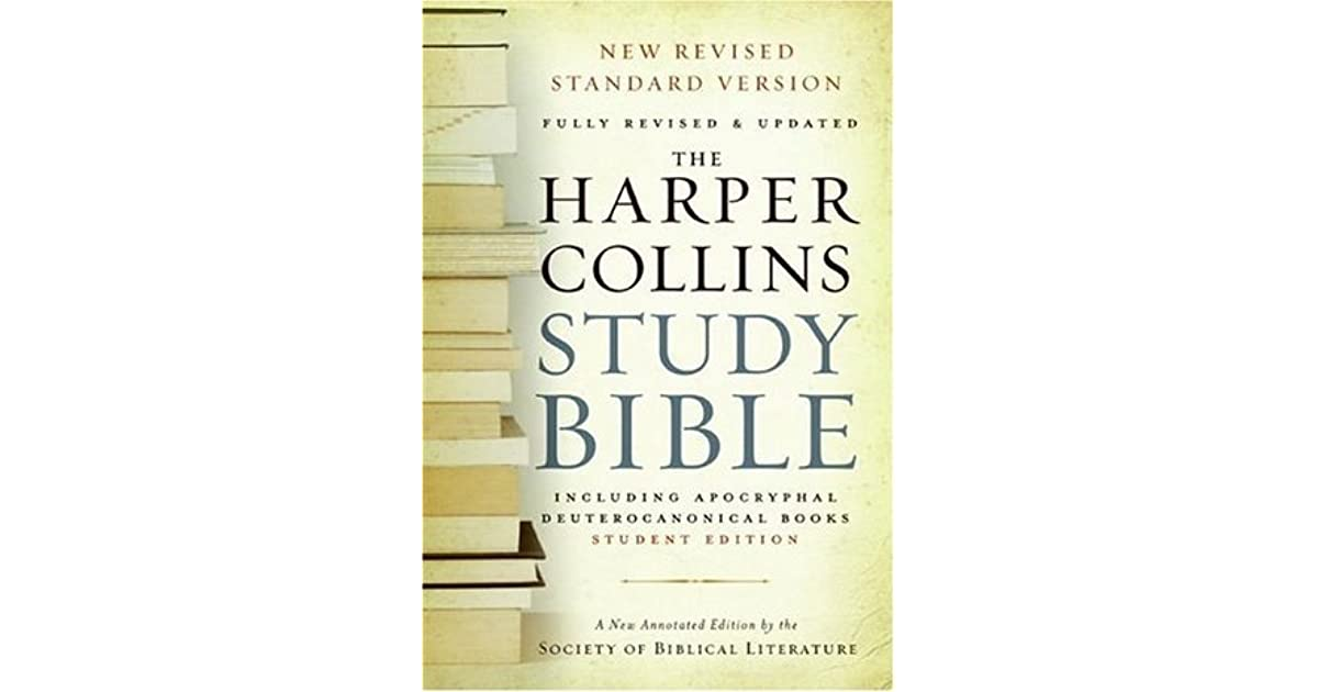 PDF Download Harpercollins Study Bible Student Edition Free