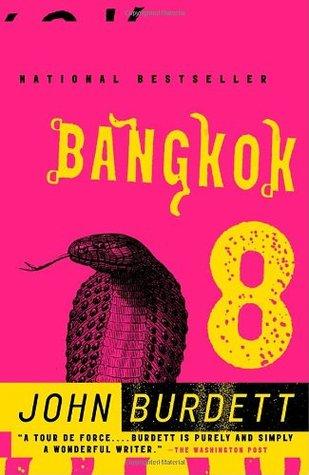 Bangkok 8 (Sonchai Jitpleecheep #1)
