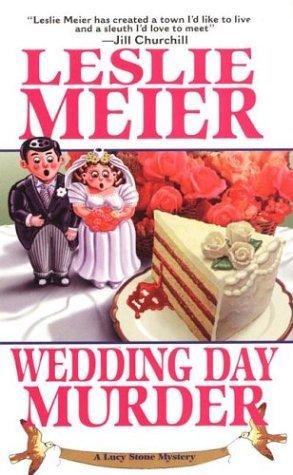 Wedding Day Murder (A Lucy Stone Mystery, #8)