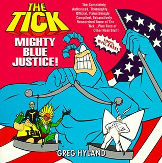 The Tick: Mighty Blue Justice