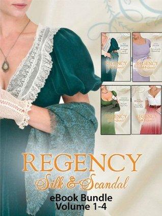 Regency Silk & Scandal eBook Bundle Volumes 1-4