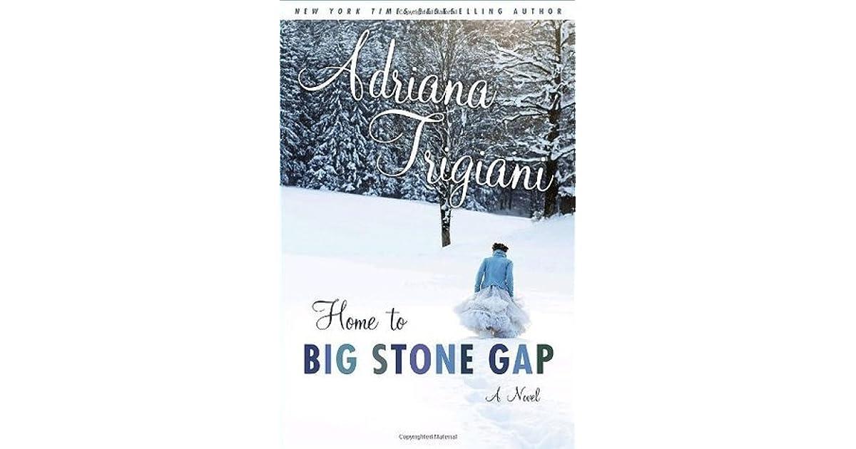 Big Stone Gap Elevation : Home to big stone gap by adriana trigiani