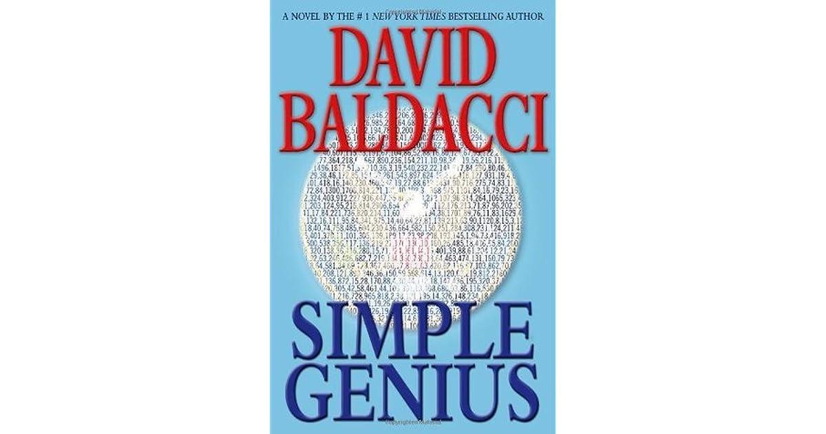 Genius david pdf simple baldacci