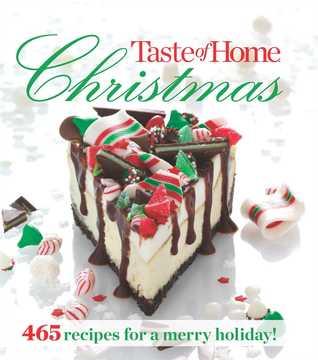 Taste of Home Christmas by Taste of Home