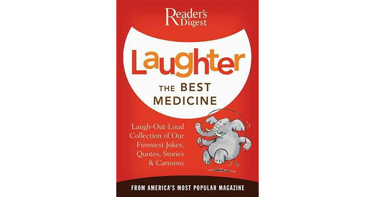 Laughter The Best Medicine By Readers Digest Association