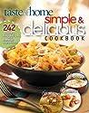 Taste of Home: Simple & Delicious Cookbook