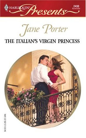 The Italian's Virgin Princess (Princess Brides, #3)