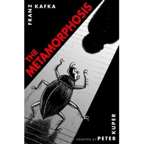 the metamorphosis alienation