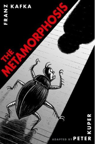 The Metamorphosis (Graphic Novel Adaptation)