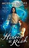 Heroes at Risk (Hero, #4)