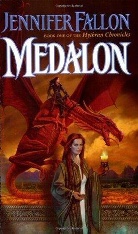 Medalon (Hythrun Chronicles: Demon Child, #1)
