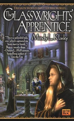 The Glasswrights' Series by Mindy L. Klasky