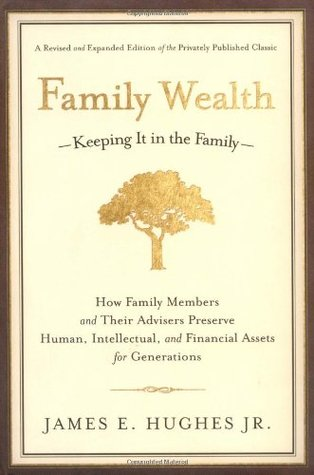 Family Wealth by James E. Hughes Jr.