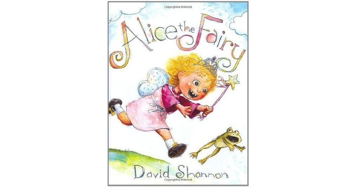 Alice the fairy pdf
