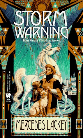 Storm Warning Mage Storms 1 By Mercedes Lackey
