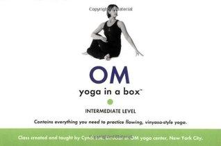 OM Yoga In A Box: Intermediate by Cyndi Lee