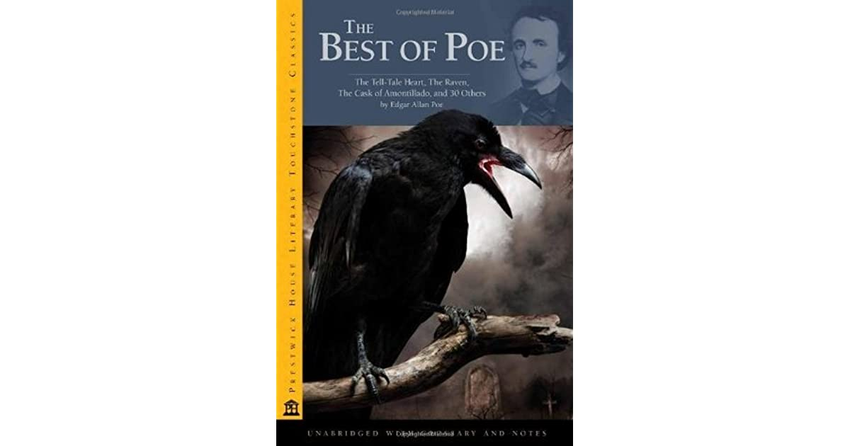 a comparison of the stories the tell tale heart by edgar allan poe and the yellow wallpaper by charl Transcript of psychoanalysis- the tell tale heart theories: edgar allan poe represses desires throughout his how calmly i can tell you the whole story (par1.