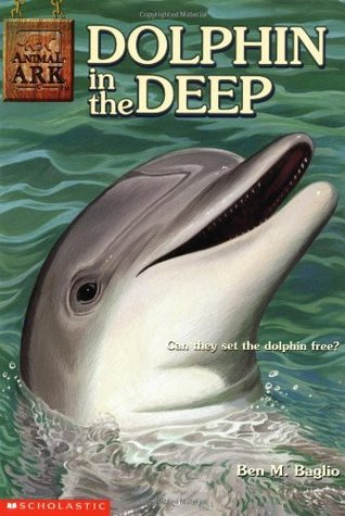 Dolphin in the Deep (Animal Ark, #22)