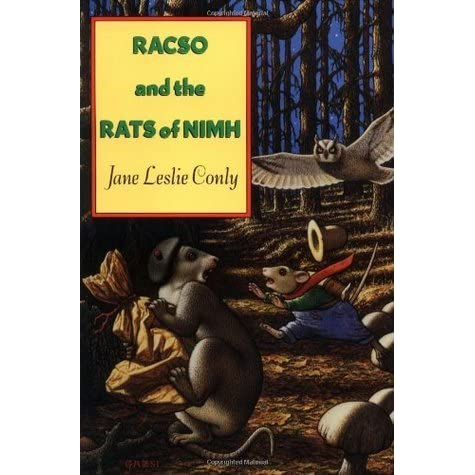racso and the rats of nimh pdf