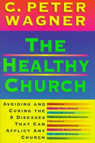 The Healthy Church: Avoiding and Curing the Nine Diseases That Can Afflict a Church