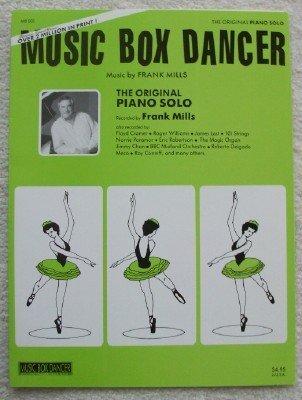 Music Box Dancer Piano Piano/ Vocal
