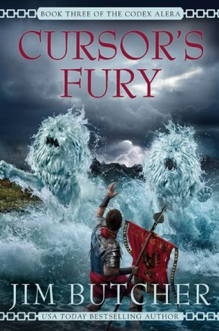 Cursor's Fury (Codex Alera, #3)
