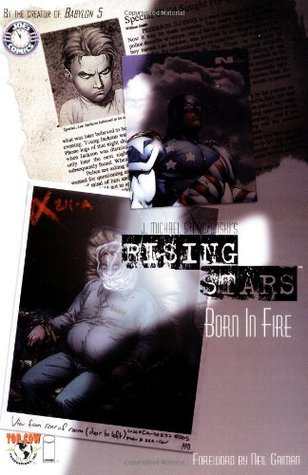 Rising Stars, Vol. 1: Born in Fire