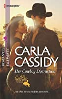 Her Cowboy Distraction (Cowboy Cafe, #1)
