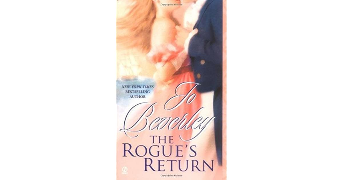 The Rogue's Return (Company of Rogues, #11) by Jo Beverley