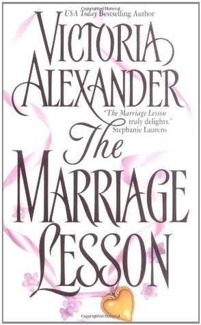 The Marriage Lesson (Effingtons, #3)