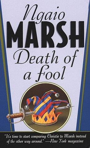 Death of a Fool (Roderick Alleyn, #19)
