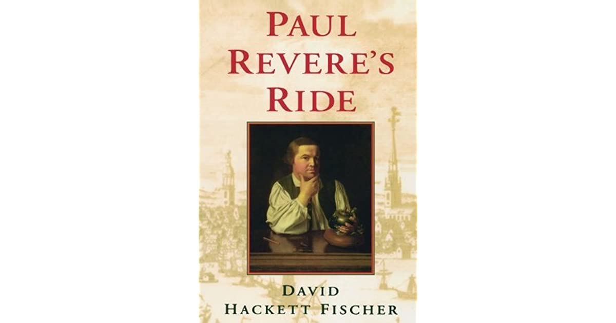 daughters of the american revolution paul revere essay