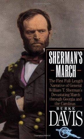 Sherman's March  -  Burke Davis