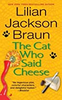 The Cat Who Said Cheese (Cat Who... #18)