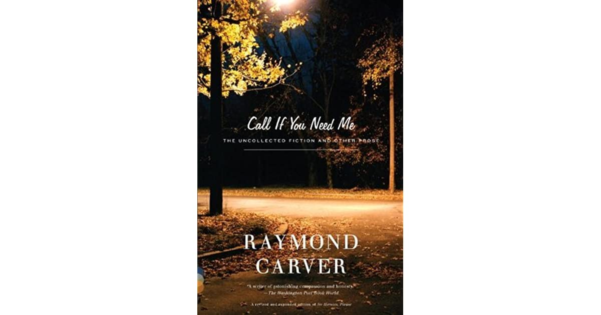 raymond carver night school