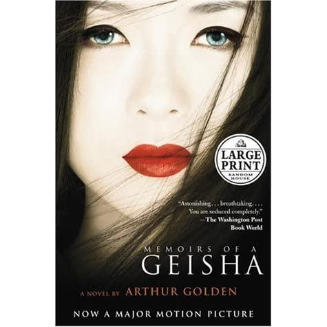 memoirs of a geisha book review By arthur golden - memoirs of a geisha (film tie-in ed) paperback - nov 16 2005 44 out of 5 stars 1,029 customer reviews see all 6 formats and editions hide other formats and editions.