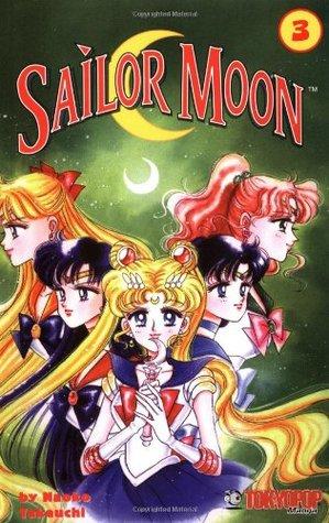 Sailor Moon, #3 (Sailor Moon, #3)