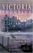 Murder on Marble Row (Gaslight Mystery, #6)