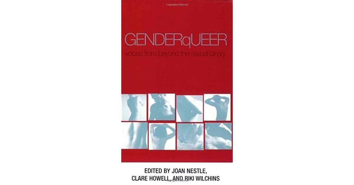 Genderqueer voices from beyond the sexual binary by joan nestle fandeluxe Gallery
