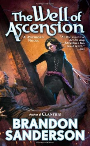 The Well of Ascension (Mistborn, #2)