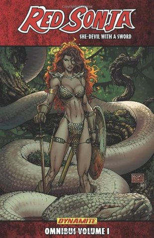 Red Sonja by Mike Carey
