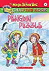 Penguin Puzzle (The Magic School Bus Chapter Book, #8)