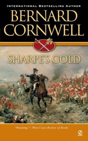 Sharpe's Gold by Bernard Cornwell