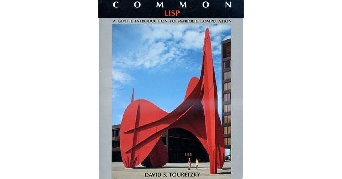 common lisp a gentle introduction to symbolic computation epub